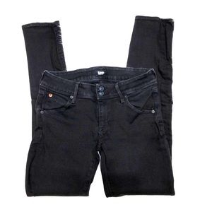 Hudson Black Jeans 28